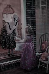 A Halloween Monster