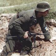 Waffen SS Patrol