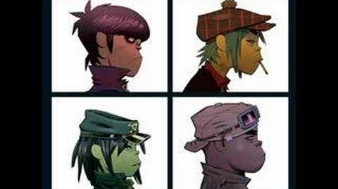 Gorillaz-O Green World-0