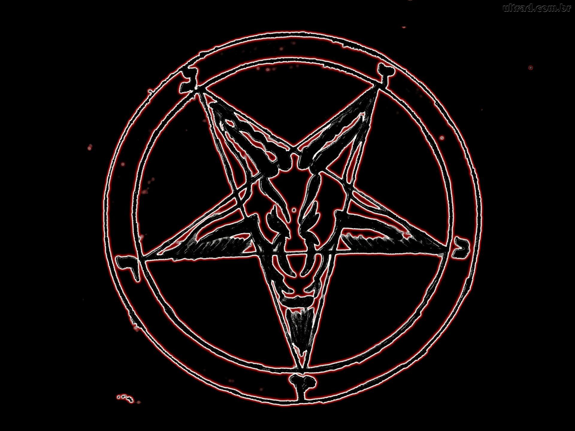 Знаки картинки дьявола