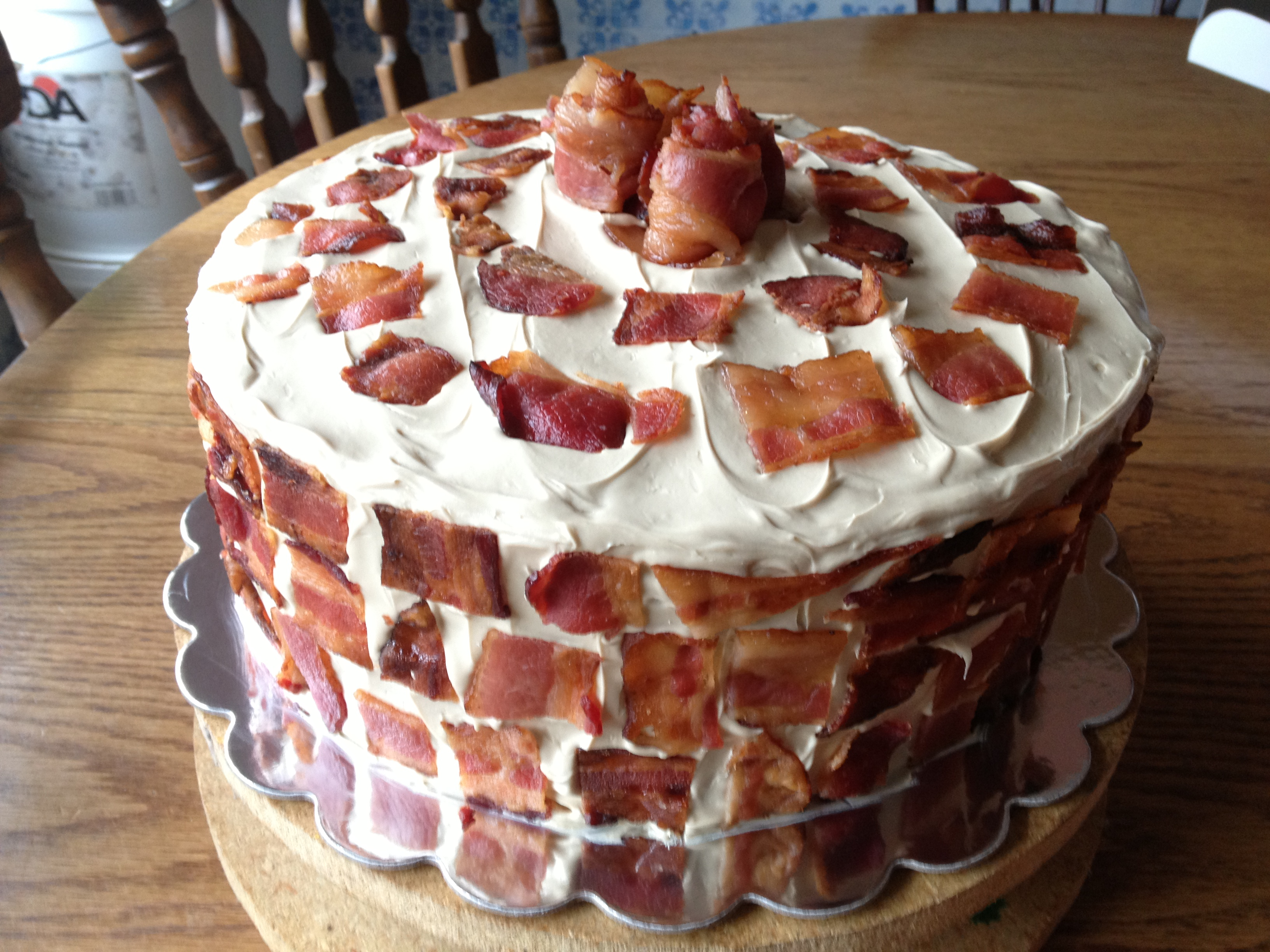 Image Bacon Cake 31g Creepypasta Wiki Fandom Powered By Wikia