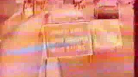 A demonstration of VHS generation loss