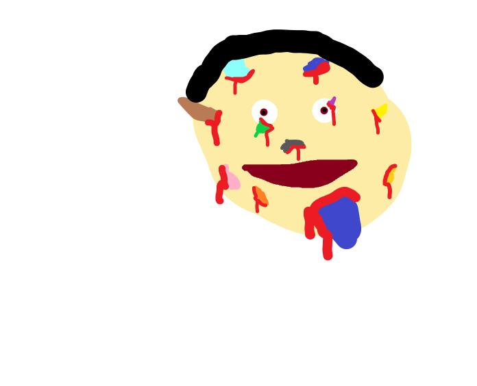 Gem face