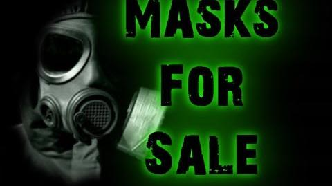 """Masks for Sale"" Creepypasta"