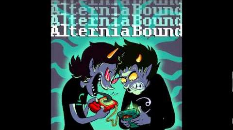 Alterniabound 21 - Killed by BR8K Spider!!!!!!!!