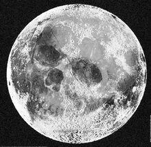Skull moon by nocte caelum