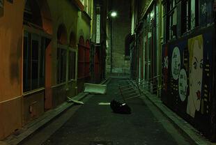 Creepy street by oniromancien-d4tztwb
