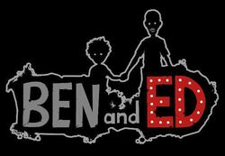 Ben and Ed logo