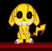 Pikachu Puppe Z