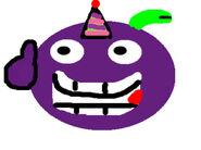 Birthday Grape