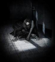 Hanako San jako jaszczurka