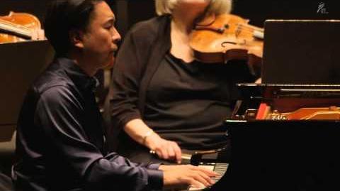 Gershwin Rhapsody in Blue - Makoto Ozone, NY Philharmonic