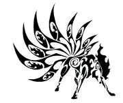 Tribal Tattoo Ninetales