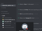 O server amaudissoado do discord