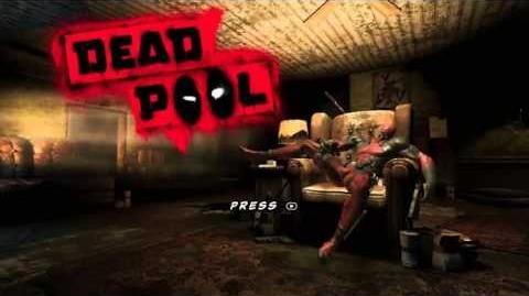 Deadpool Game - Main Menu Theme