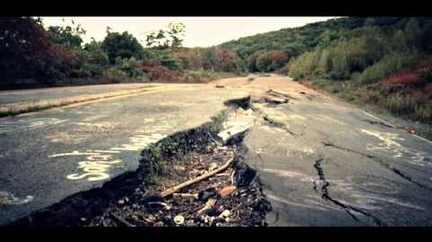 The Real Silent Hill Centralia, PA - October 2009 (DVX100B)
