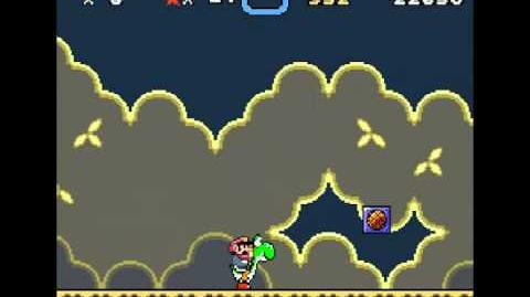 "A (not so) creepy Super Mario World hack ""Mario"""