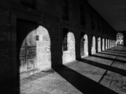 Sombra proyectada de los Arquillos