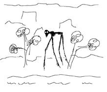 Stiltwalker sketch
