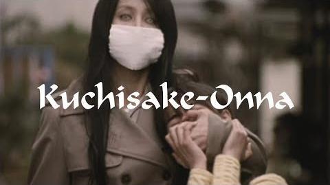 ITA Creepypasta Kuchisake Onna