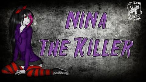 Nina the Killer - Go to sleep my prince! - Creepypasta ITA