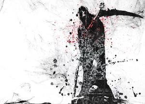 Death by F4lc0N 6-creepy-wallpaper