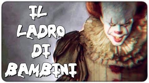Il ladro di BAMBINI (IT?) - Creepypasta ITA