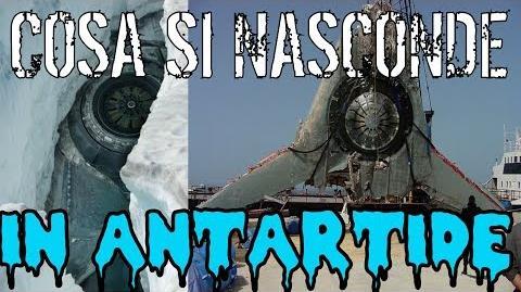 Cosa si nasconde in Antartide