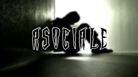 Creepypasta - Asociale