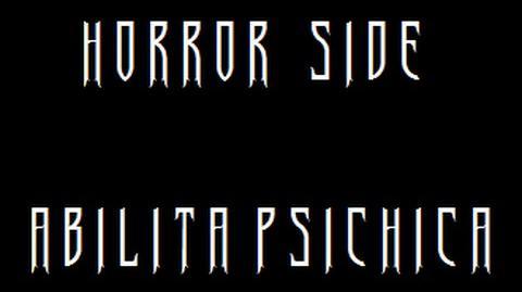 Abilità Psichica - Creepypasta - Stories