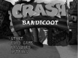 Crash Bandicoot: Creepy Version
