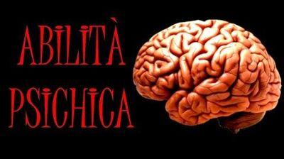 Abilità Psichica - Creepypasta ITA