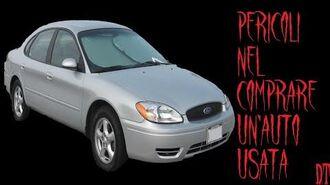 Pericoli nel comprare un'auto usata - Creepypasta ITA