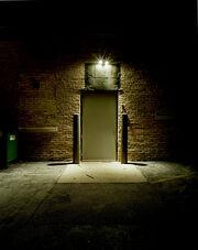Dark-alley-door