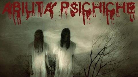 ABILITA' PSICHICHE Creepypasta ITA