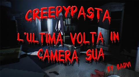 L'ultima volta in camera sua