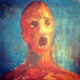 The Anguished Man