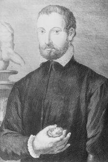 Cellini Portrait