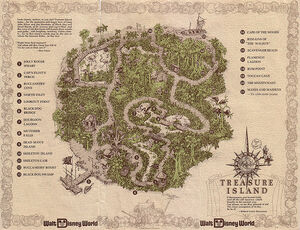 Treasure Island Disney