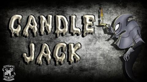 CandleJack - Creepypasta -ITA- SPECIALE DI HALLOWEEN