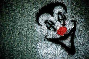 Cool-Graffiti-og-Banksy-Clown