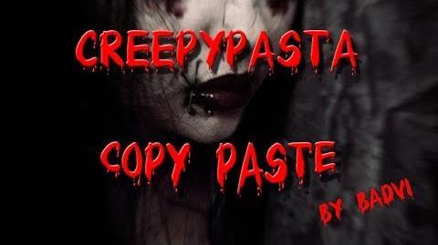 Creepypasta Copy Paste ITA