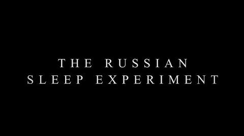 The Russian Sleep Experiment OFFICIAL Trailer