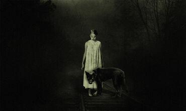 Evil little girl by T.Kirk-d4aso8i-1-