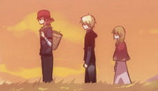 Ch.9-Lark with his friends