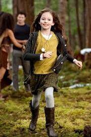 Renesmee -Nessie- Cullen