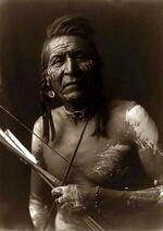 Quileute Native American.
