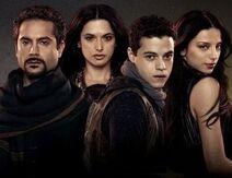 Family egipcio