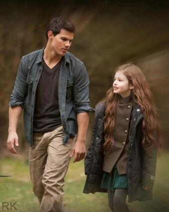 Renesmee Cullen Y Jacob Black Crepúsculo Wiki Fandom