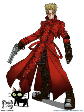 Vash the Stampede by xatm095